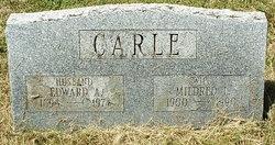 Mildred L <I>Coons</I> Carle