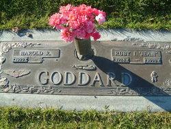 """Ruby I. """"Jean"""" Goddard"""