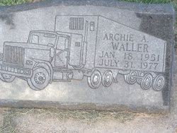 Archie A. Waller
