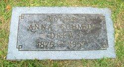 Anna <I>Schmidt</I> Drew