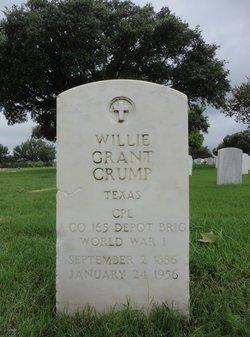 Willie Grant Crump