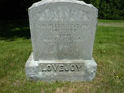 Mary Frances <I>Percival</I> Lovejoy