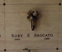Ruby <I>Edmonston</I> Brocato