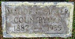 Maude C. <I>Dicker</I> Countryman
