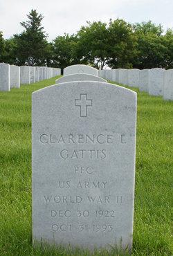 Clarence Leon Gattis