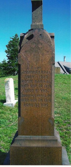 Capt Joseph Cabral