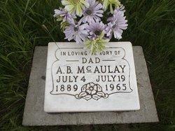 Archibald B McAulay