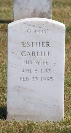 Esther Carlile Slattery