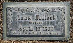 Anna <I>Bronson</I> Pollock
