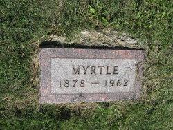 Myrtle <I>Robinson</I> Dickson