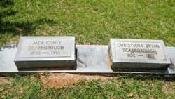 Christina Martha <I>Bryan</I> Scarborough