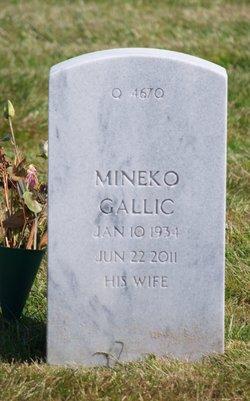 Mineko Gallic