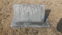 Frances <I>Willoughby</I> Dodson