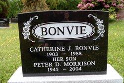 Catherine Jane <I>Bonvie</I> Morrison