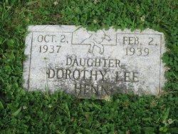 Dorothy Lee Henn