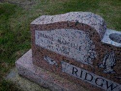 Jeanne Marcelle Ridgway