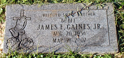 "James Edward ""Bubee"" Gaines, Jr"