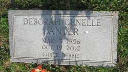 Deborah Genelle Lanter