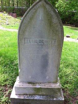 Elsie DeWitt