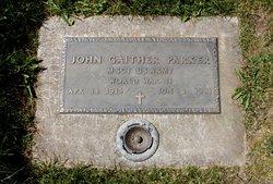 John Gaither Parker