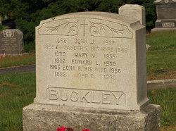 Elizabeth T. <I>Brady</I> Buckley