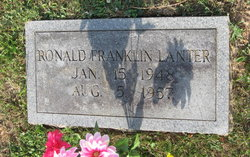 Ronald Franklin Lanter