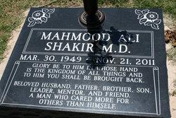 Dr Mahmood Ali Shakir