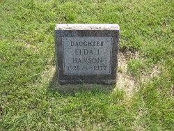 Elda I Hanson