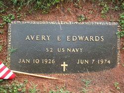Avery E Edwards