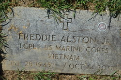 Freddie Alston, Jr