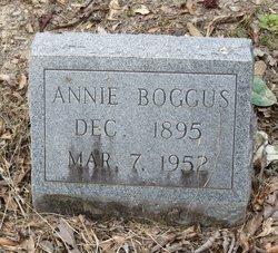 Annie <I>Thomas</I> Boggus