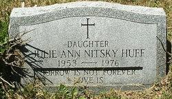 Julie Ann <I>Nitsky</I> Huff