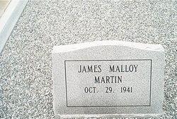 James Malloy Martin