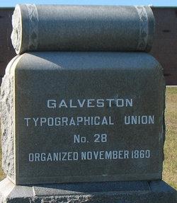 Typographical Union Galveston