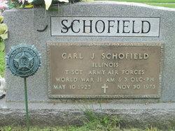 "Carl J ""Bus"" Schofield"