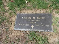Crissie M Smith