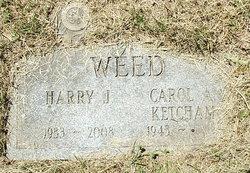 Harry J Weed