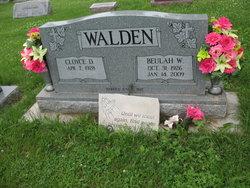 Beulah W. <I>McKenzie</I> Walden