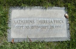 Katherine Theresa Frick