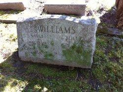 Alice G <I>Stewart</I> Williams