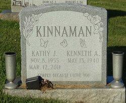Kathy Jean <I>Wisner</I> Kinnaman