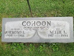 Raymond E Cohoon