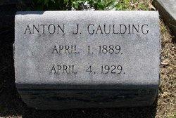 Anton J. Gaulding