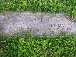 Milton A. Ernst