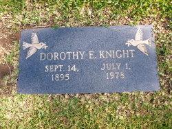 Dorothy E. Knight