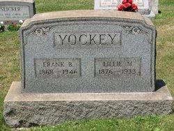 Lillie M <I>Hartman</I> Yockey