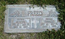 Frances Freed