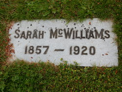 Sarah McWilliams
