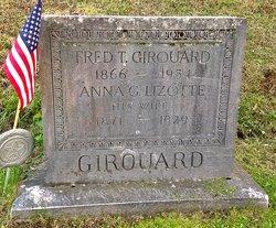 Anna G. <I>Lizotte</I> Girouard
