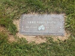 Emma <I>Pinder</I> Berth